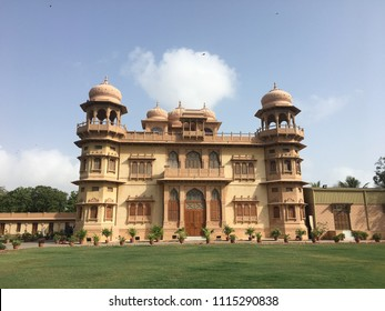 The Mohatta Palace is a museum located in Karachi, Sindh, Pakistan.