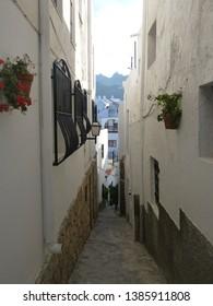 Mojacar, beautiful village of Almeria. Andalusia.Spain