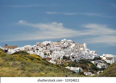 Mojacar Village, Almeria, Andalucia, Spain