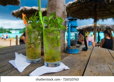 Mojito Bar in Vinales