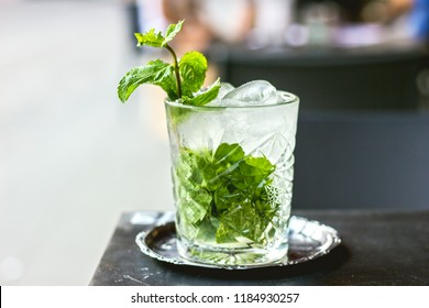 Mojito cocktail, Cuban cocktail