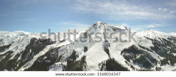 Molas Pass in the winter outside Silverton, CO