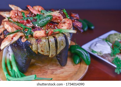 Molcajete - Famous Mexican Food
