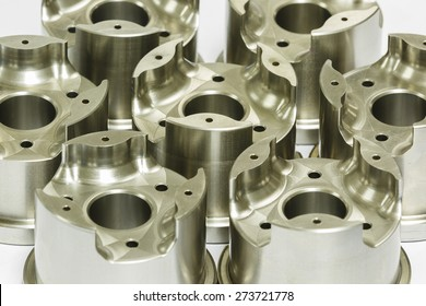 mold and die parts machining by high precision CNC machining