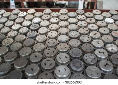 mold for extruder machine