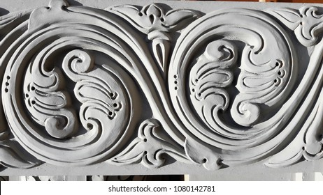 Molding art in a temple wall in Sri Lanka.Plaster of paris work. & Plaster Of Paris Images Stock Photos u0026 Vectors | Shutterstock