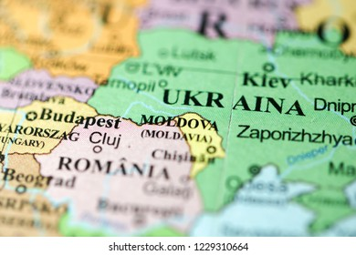 Moldova Map Stock Photos Images Photography Shutterstock