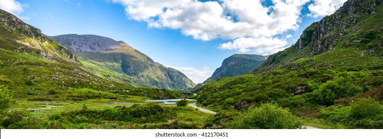 Moll's Gap, Republic of ireland, Wild atlantic way, Killarney at Kerry