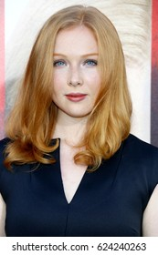 Molly Quinn at the Los Angeles premiere of 'Unforgettable' held at the TCL Chinese Theatre in Hollywood, USA on April 18, 2017.