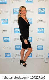 Molly Simms  at the USA Today Hollywood Hero Gala honoring Ashley Judd,  Montage Hotel, Beverly Hills, CA.  11-10-09