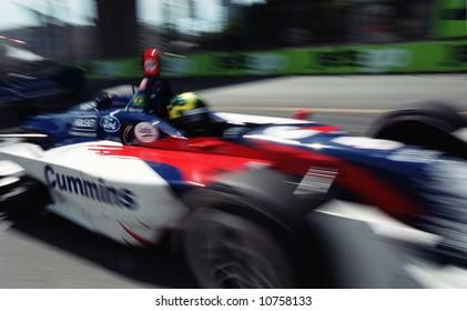 Molson Indy Car Race