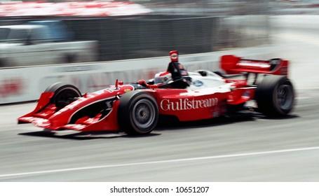 Molson Indy Car Racing - EDITORIAL
