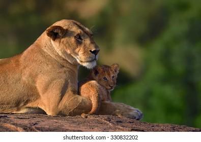 MOM AND ME !