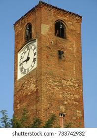 Mombaruzzo Clock Tower