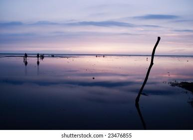 Moment after sundown - Shutterstock ID 23476855