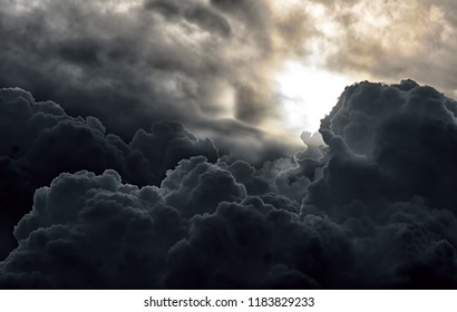 Moment,Movement of Cloud over sky