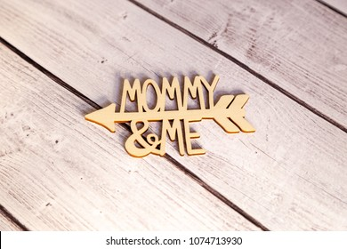 mommy and me sign