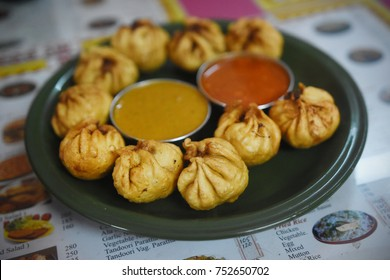 Momo - chinese / nepalese traditional food, Nepal