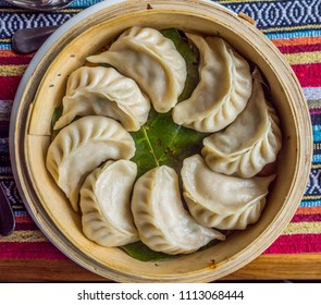 Momo: the traditional dish of Nepal kitchen