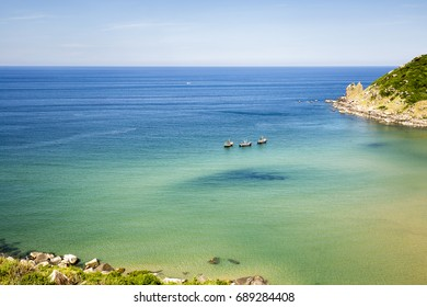 Mon Beach - Dam Mon - Phu Yen beach - Mui Cuc Dong of Viet Nam