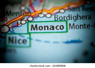 Monaco. France