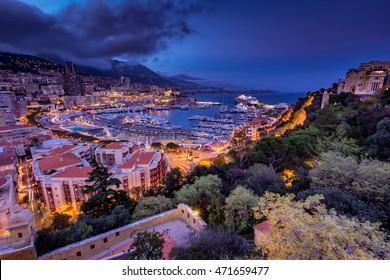MONACO , French Riviera