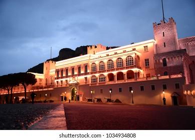 Monaco, Monte-Carlo, France's Mediterranean