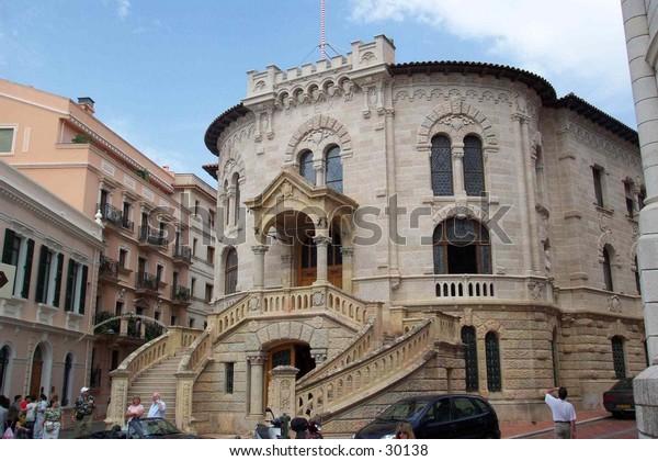 The Monaco's low courts
