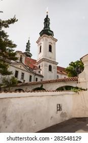 Monastere de Strahov - Prague - Republique Tcheque