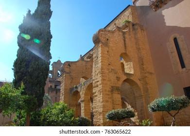 Monastero Santo Spirito - a medieval monastery in Agrigento, Sicily