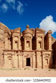 The Monastery, Ad-Deir, Petra, Ma'an Governorate, Jordan