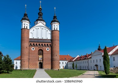 The Monastery of the Annunciation in Suprasl also known as the Suprasl Lavra, Poland