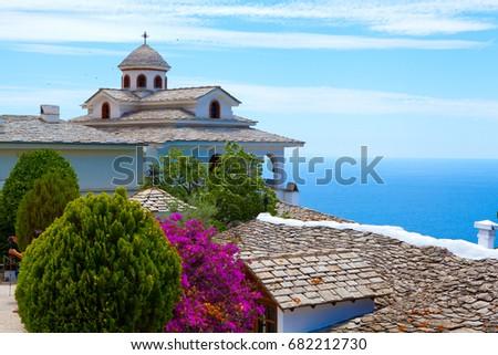 The Monastery of Archangel