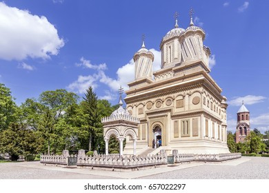 Monastery and Cathedral, Curtea de Arges, Romania