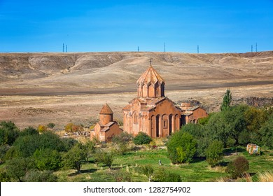 Monastery complex of Marmashen in Armenia