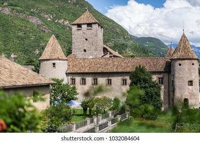 Monastery in Italy