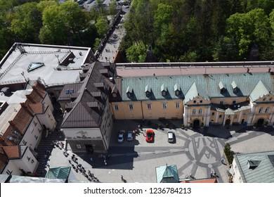 Częstochowa - Monastery at Jasna Góra