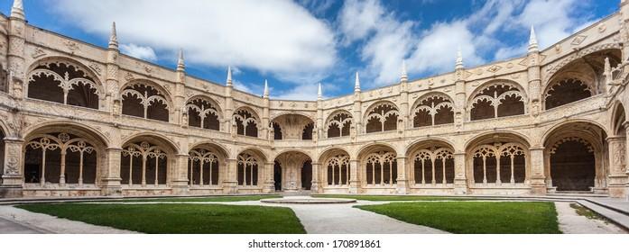 Monastery Jeronimos