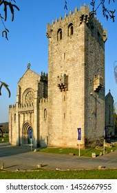 Monastery of Leca do Balio in north of Portugal