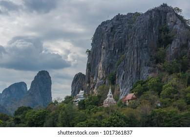 Monastery lopburi thailand