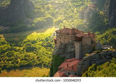 monastery of Meteora, Greece
