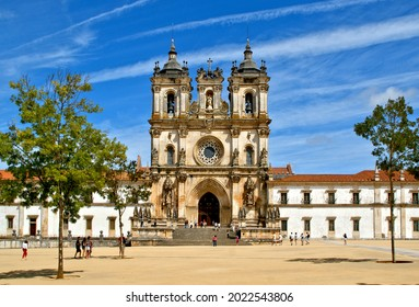 Alcobaça Monastery the most important Cistercian abbey in Portugal