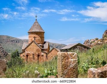 Monastery of Noravank.