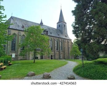 Monastery in Oelinghausen Germany
