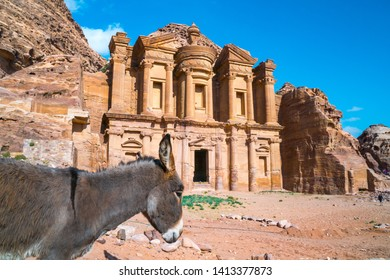 The Monastery is one of the most historical and magnificent archaeological sights to visit in the city of Petra, Jordan.