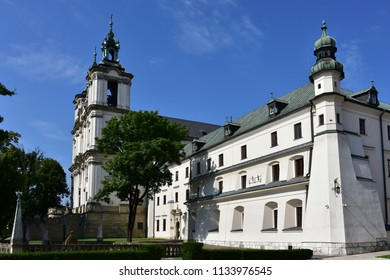 monastery Paulinow na Skalce,Krakow,Poland