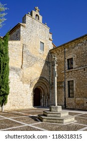 Monastery of in the province of Palencia in Spain