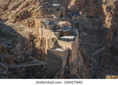 Monastery of Saint Moses the Abyssinian, Mar Musa, Nabk, Syria