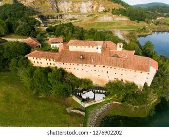 Monastery of San Sebastian de Hano, Cantabria, Spain