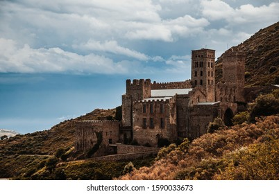 The Monastery of Sant Pere de Rodes - one of the many testimonials of Catalan Romanesque architecture